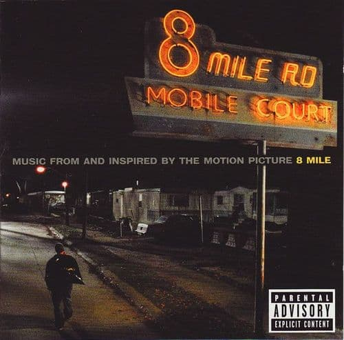 Various<br>Music From And Inspired By The Motion Picture 8 Mile<br>CD, Comp, RP